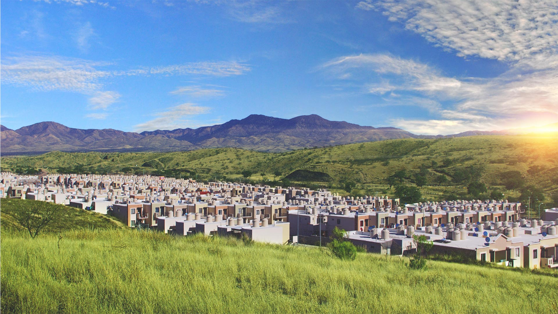 Nogales NEW HOUSING Development