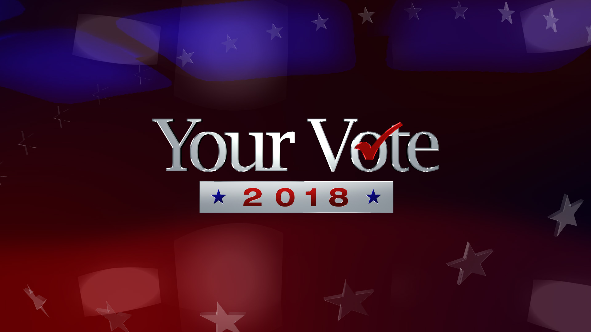 Your Vote 2018 1920x1080 with stars