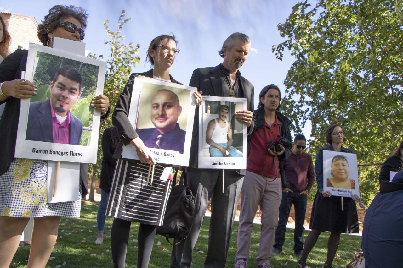 Missing Migrants Rally Hero