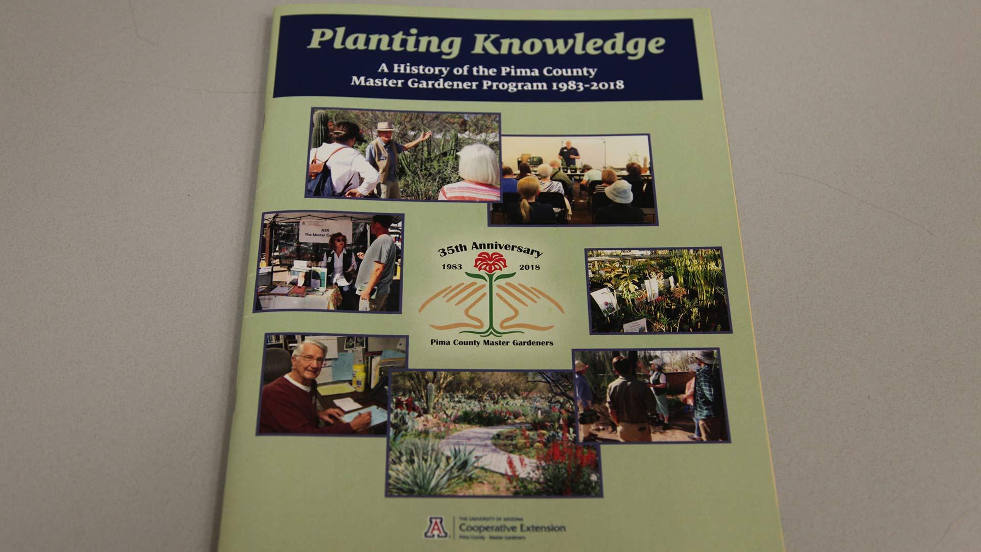 Master Gardeners Booklet