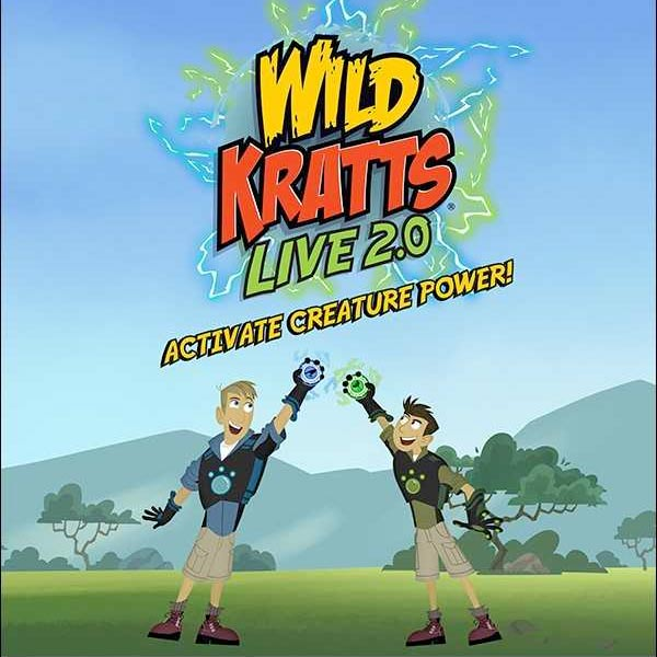 Wild Kratts® LIVE 2.0 – Activate Creature Power® !,