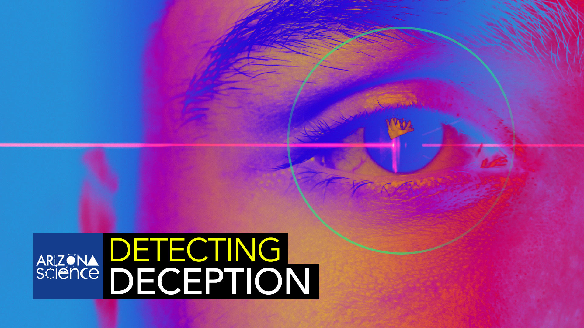 University of Arizona professor Jay Nunamaker is leading a team of scientists developing new technology to help detect lies.