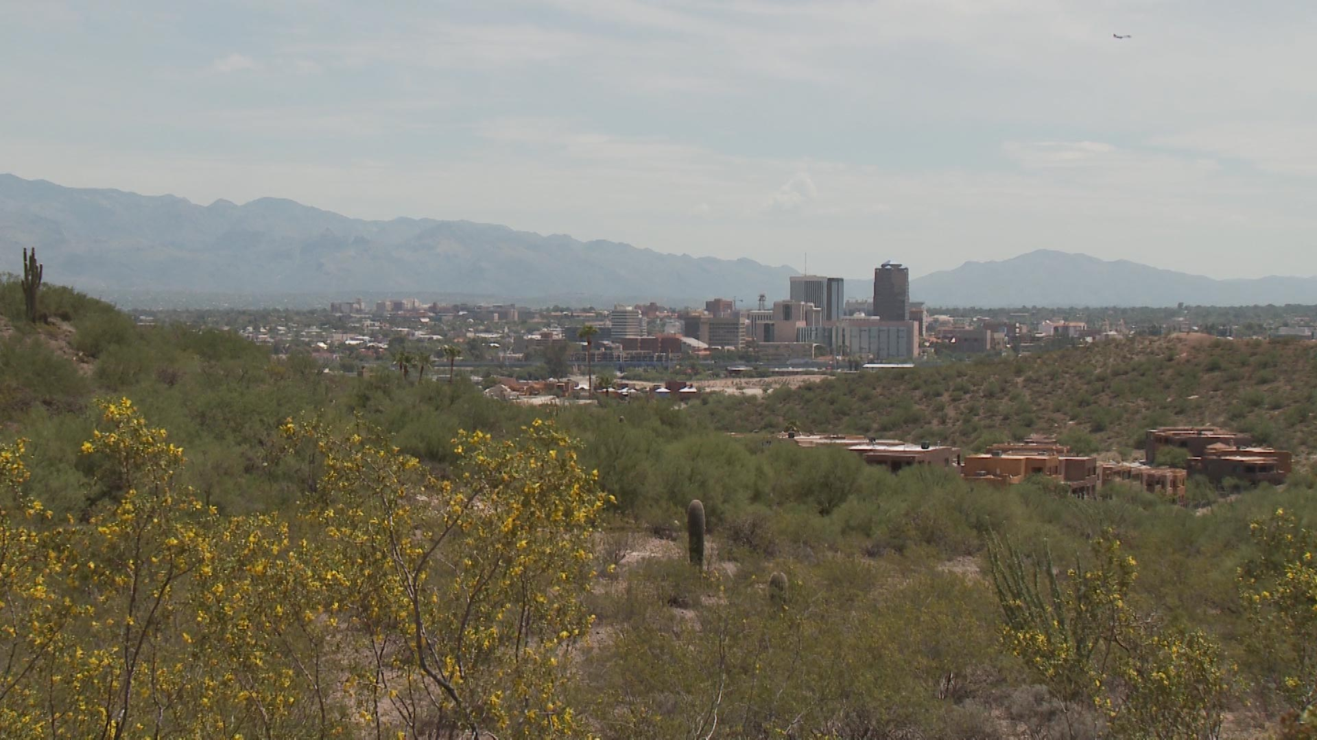 File image of Tucson.