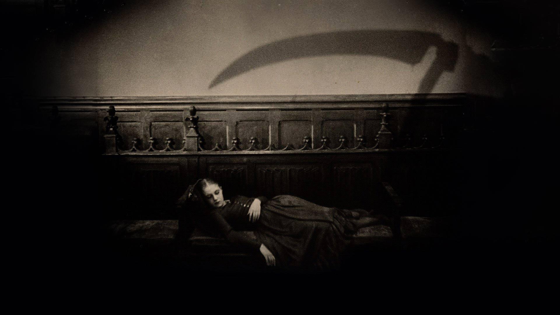 A still From Vampyr, 1932.