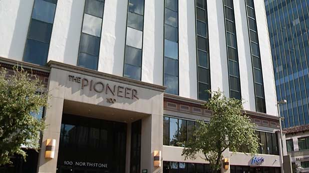 From the Vault: The Pioneer Hotel Fire