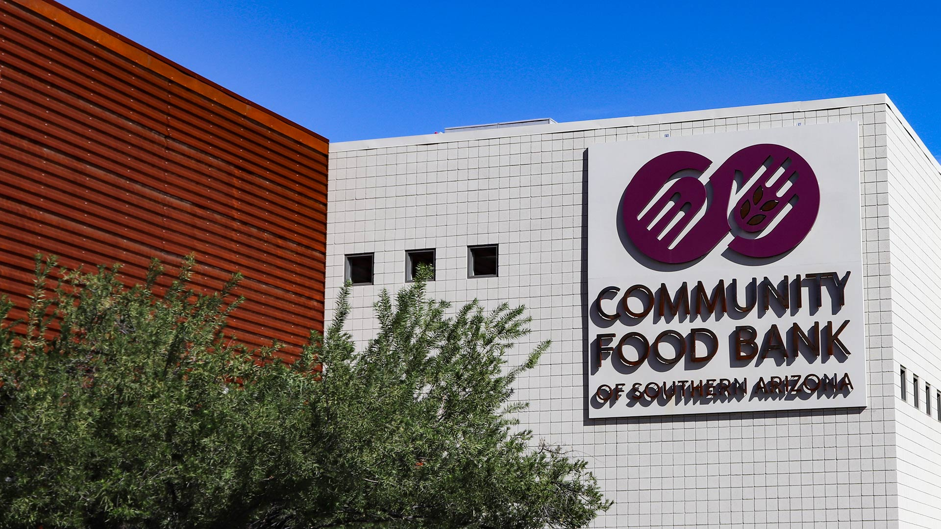 The Community Food Bank of Southern Arizona.