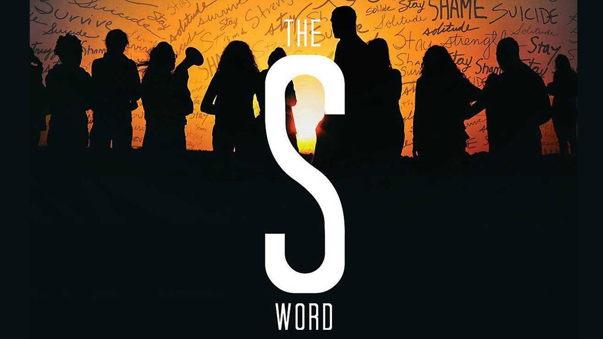 "Lisa Klein's documentary about surviving suicide, ""The S Word""."