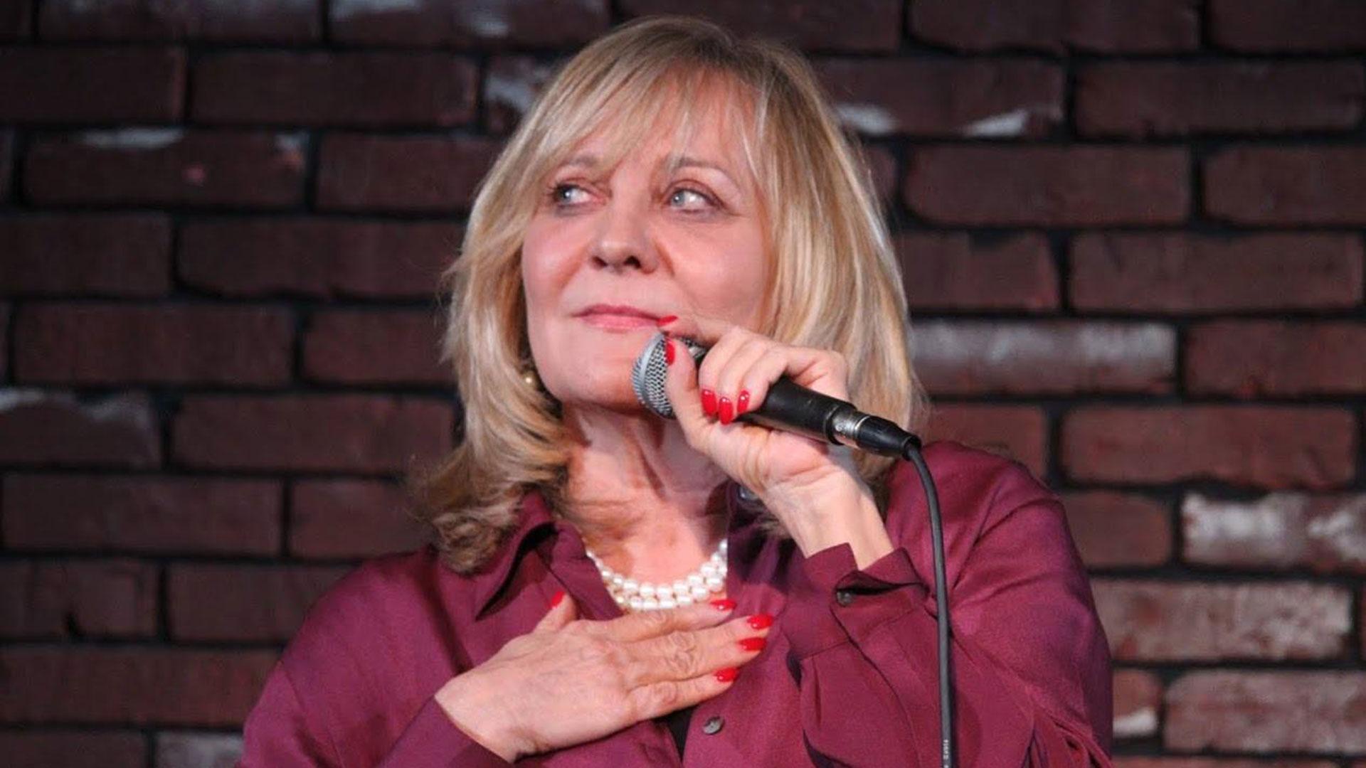 Nancy Stanley Pensive