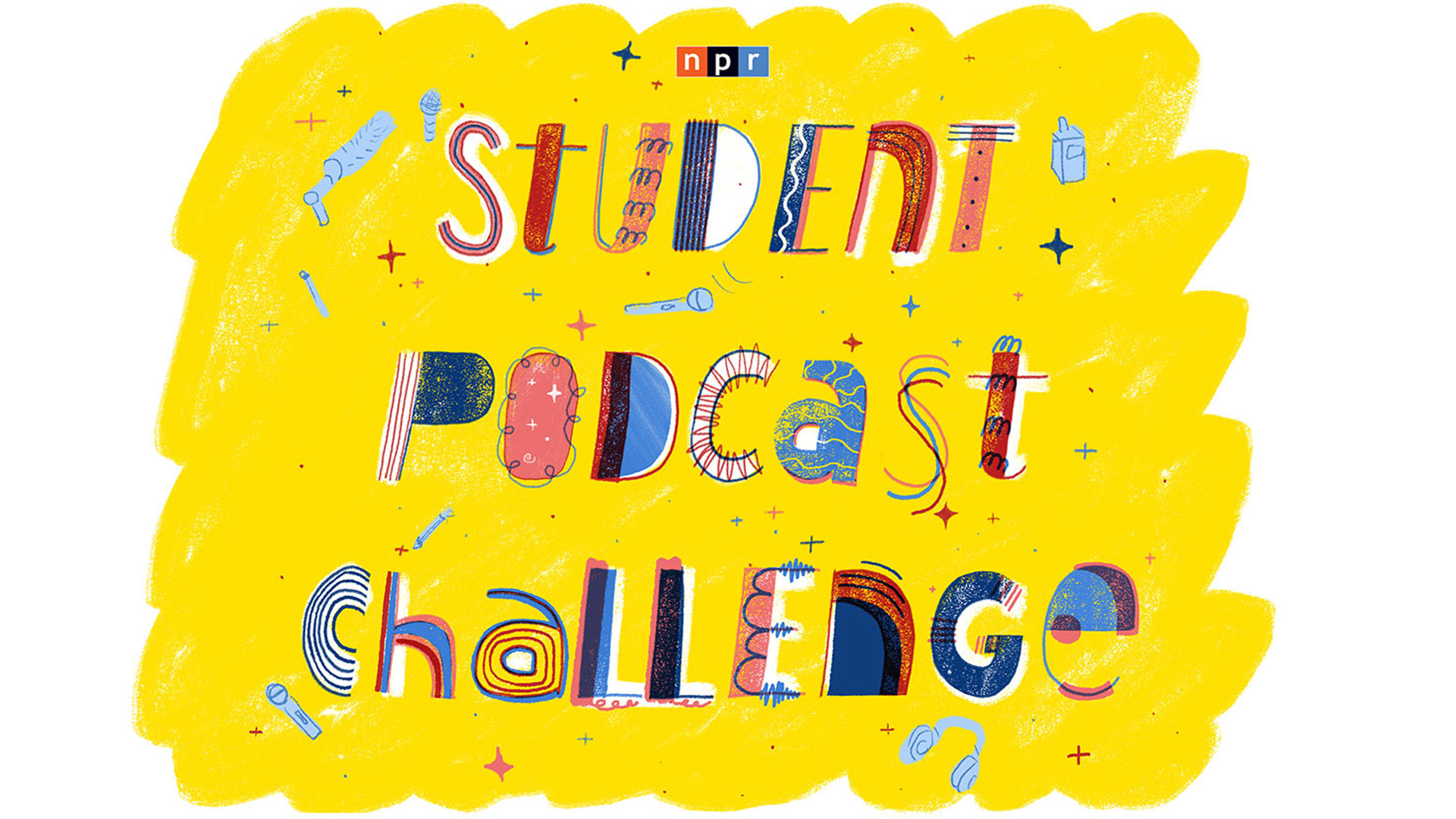 NPR student podcast challenge hero