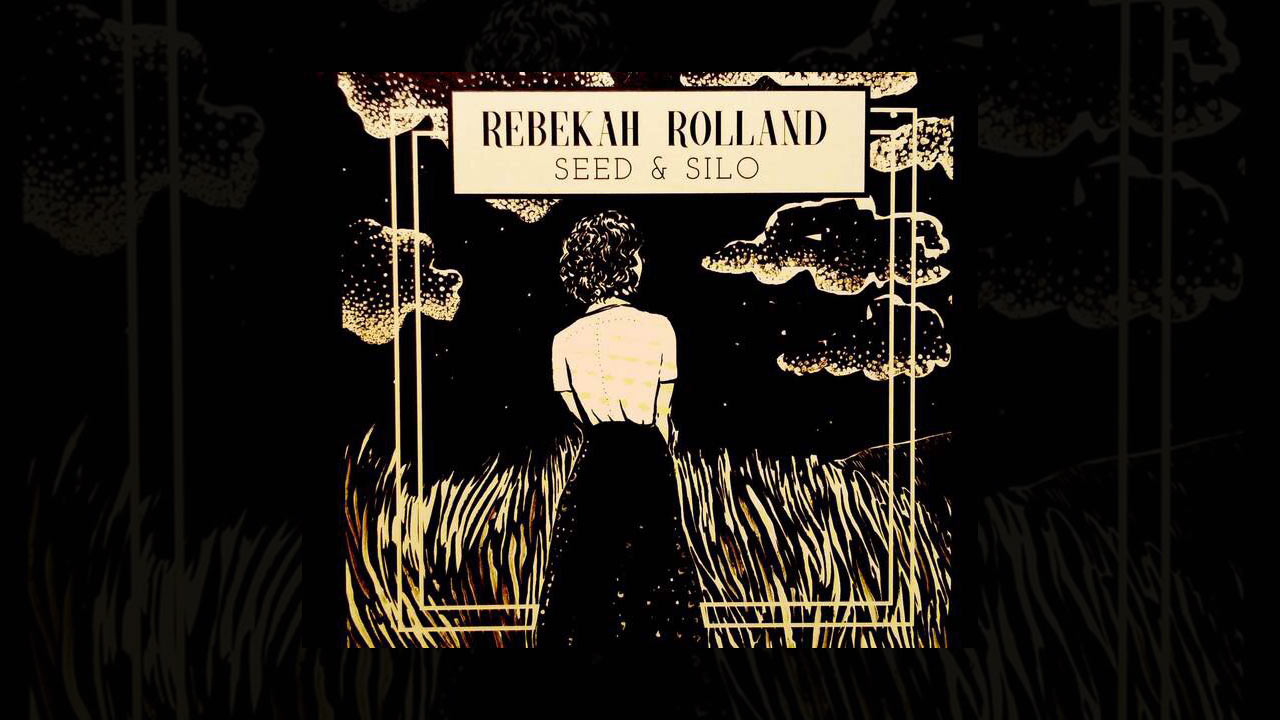 "The cover of Rebekah Rolland's ""Seed & Silo."""