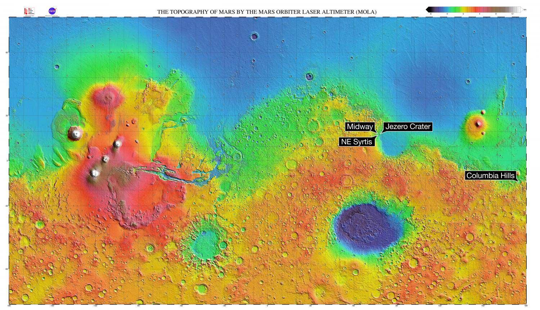 mola map