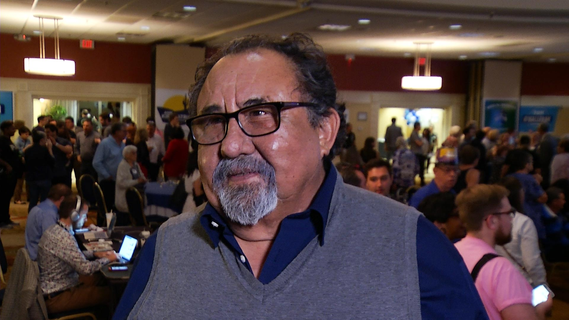 Grijalva Election night