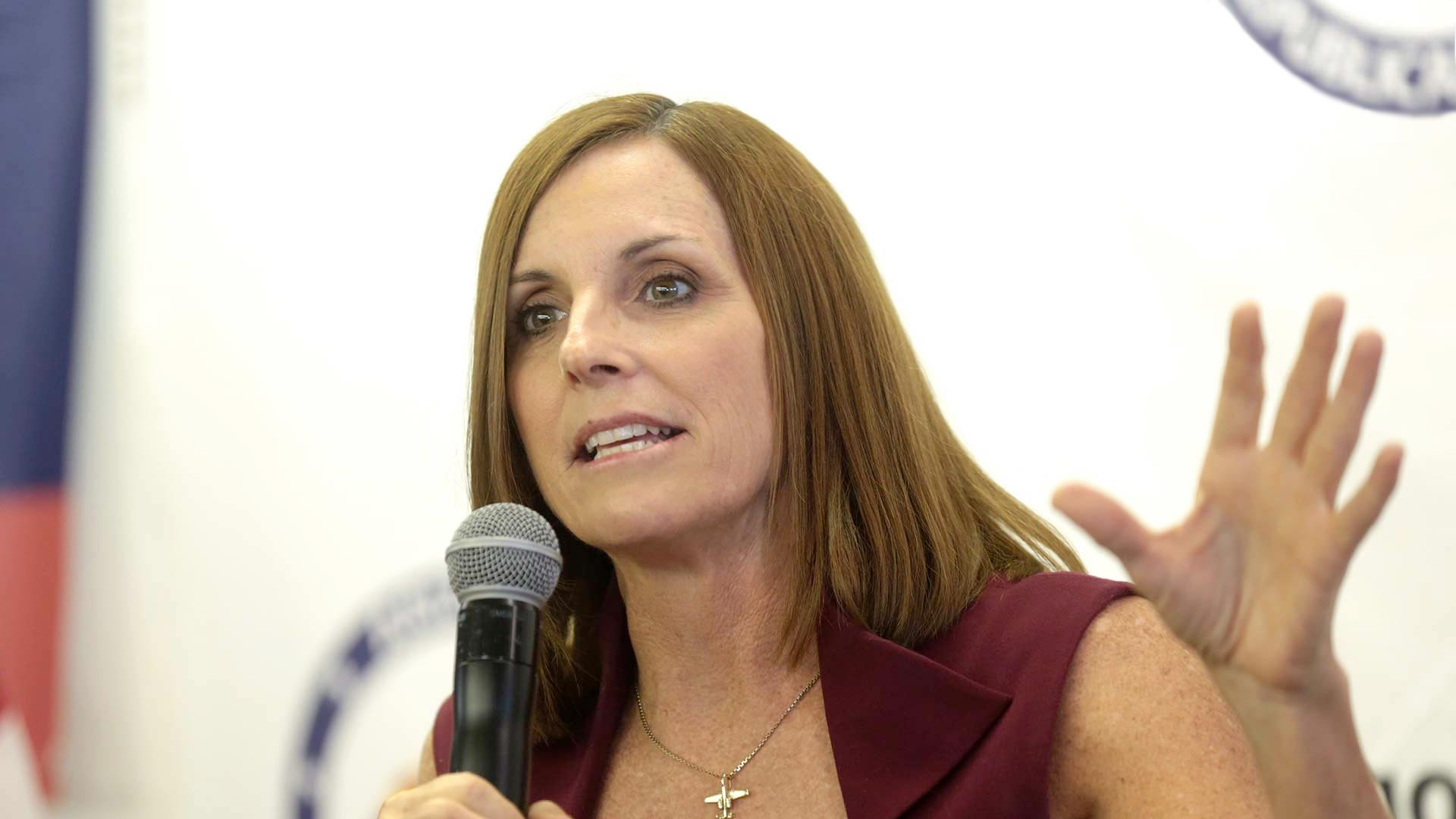 U.S. Rep. Martha McSally, November 2018.