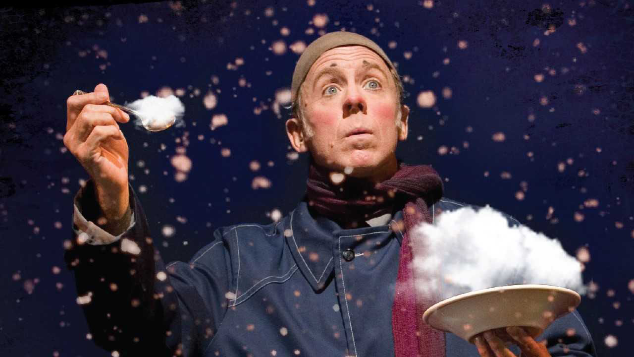"Wolfe Bowart presents his latest one-man show, ""Cloud Soup"", making it's U.S. debut in December of 2018 at the Scoundrel & Scamp Theatre in Tucson."