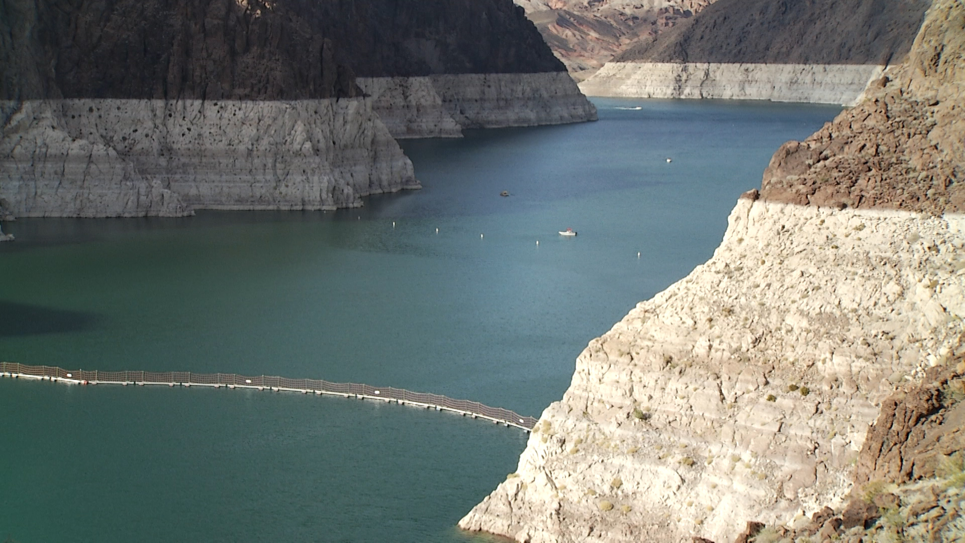 File image from the Hoover Dam.