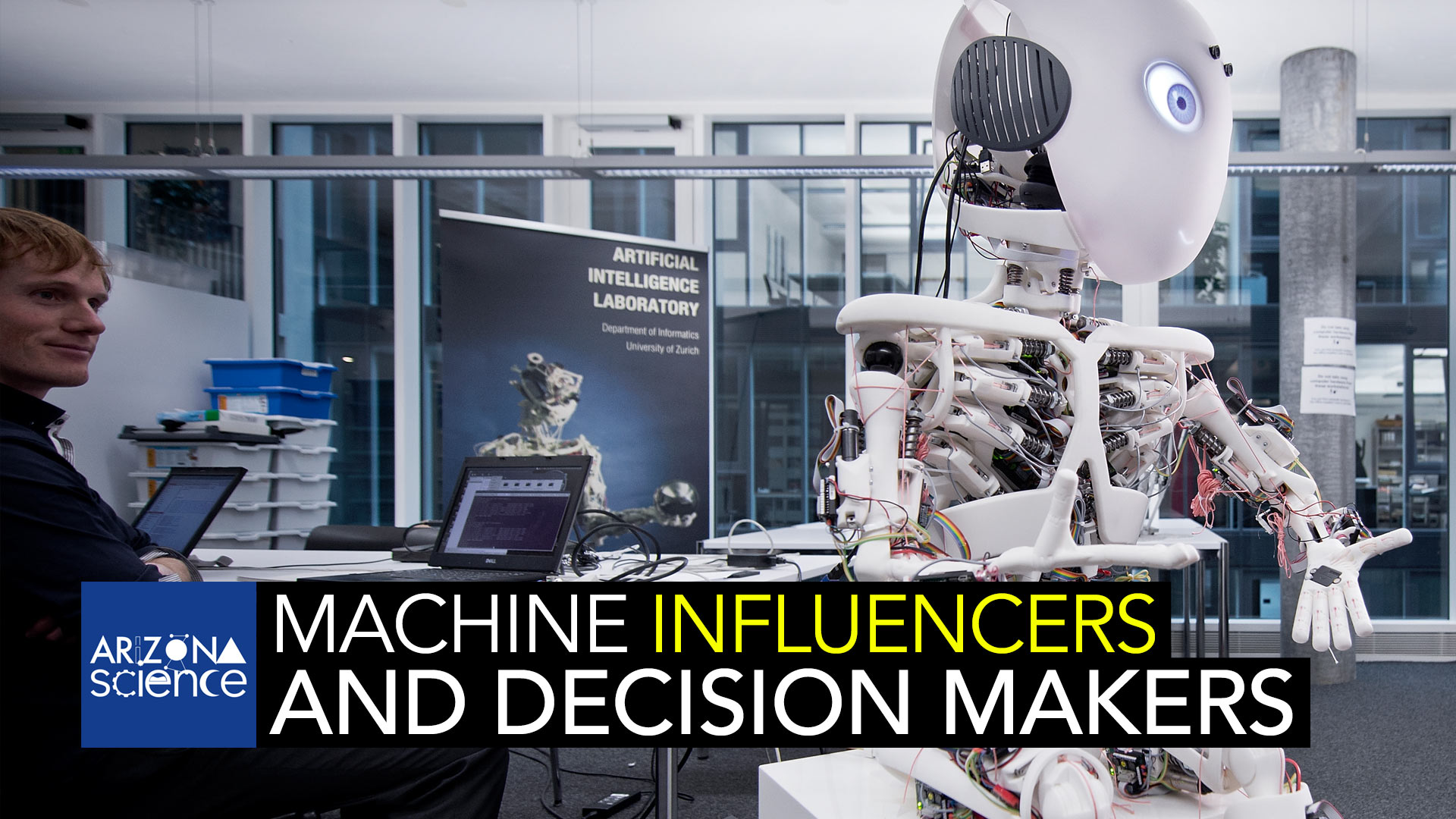 AZSCI Machine Influencers and Decision Makers