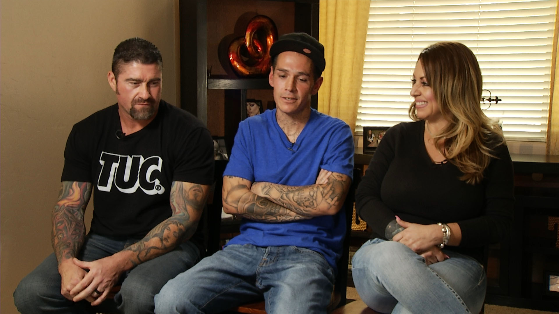 A Tucson stepfather, son and mother explain the challenges they've all faced as the adult son worked to overcome opioid addiction.