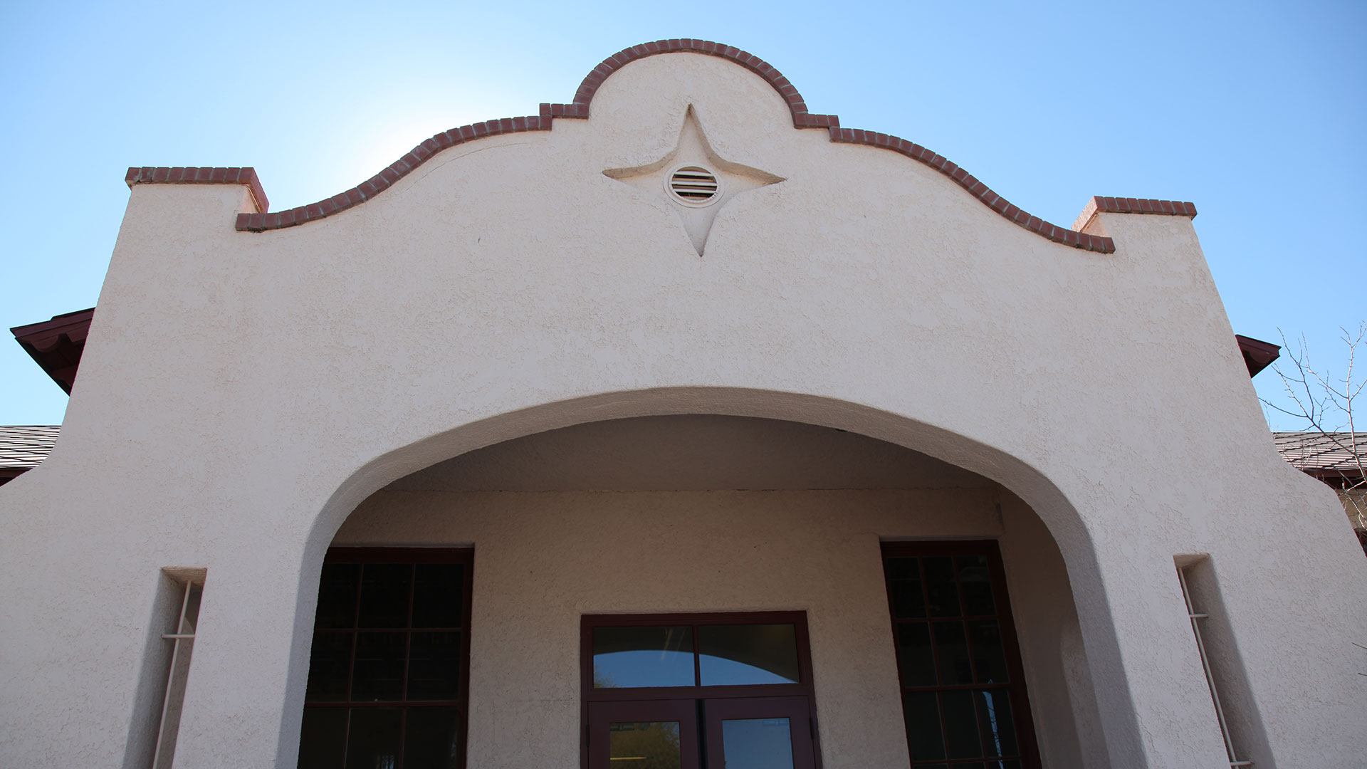 Dunbar School Front