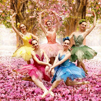 Ballet in Bloom – A Garden Event