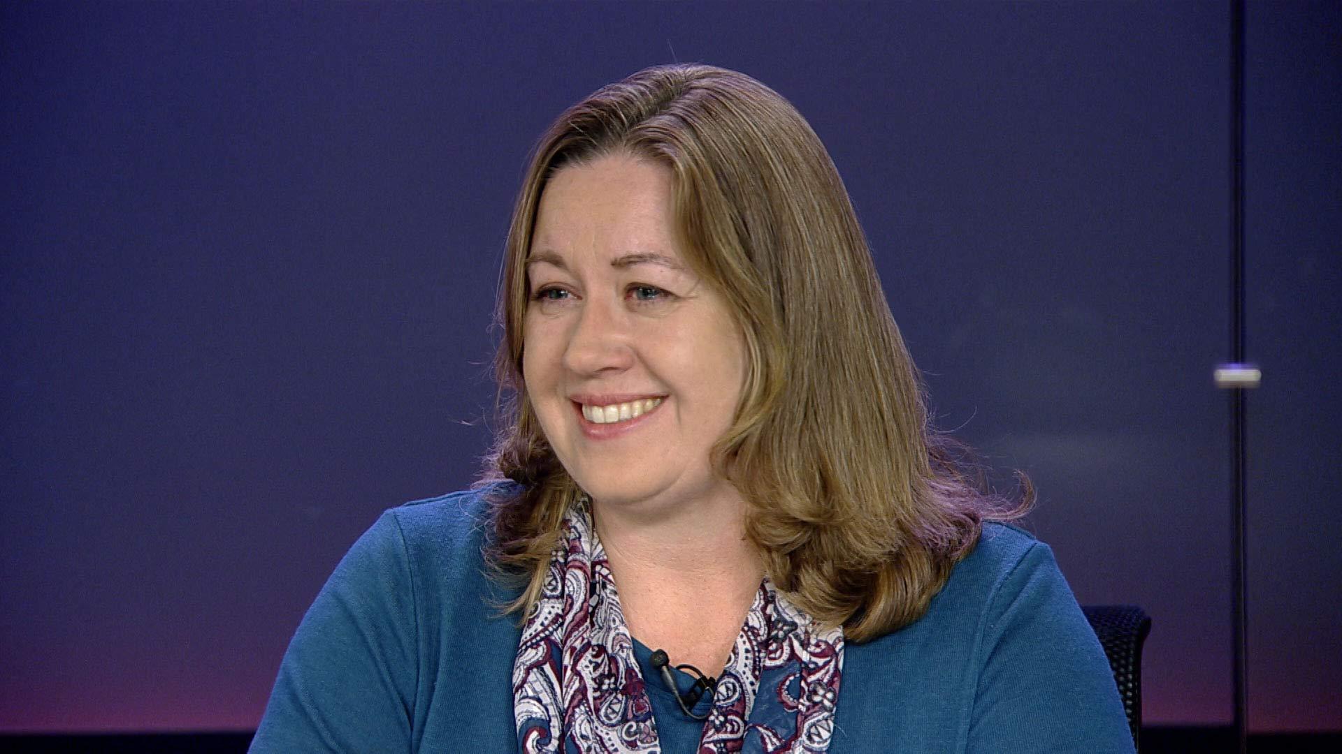 University of Arizona Associate Professor Kate Kenski.