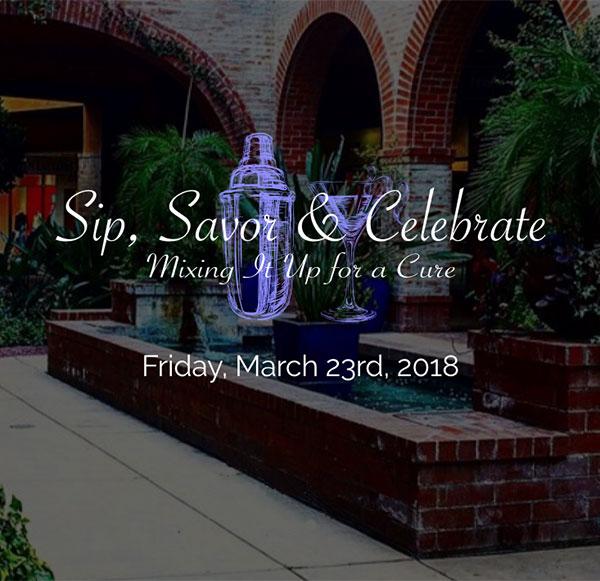 Sip, Savor, & Celebrate