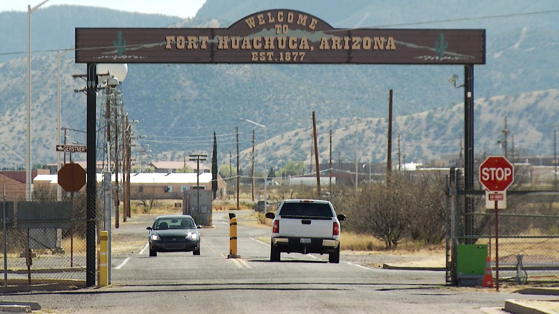 Fort Huachuca, Arizona.