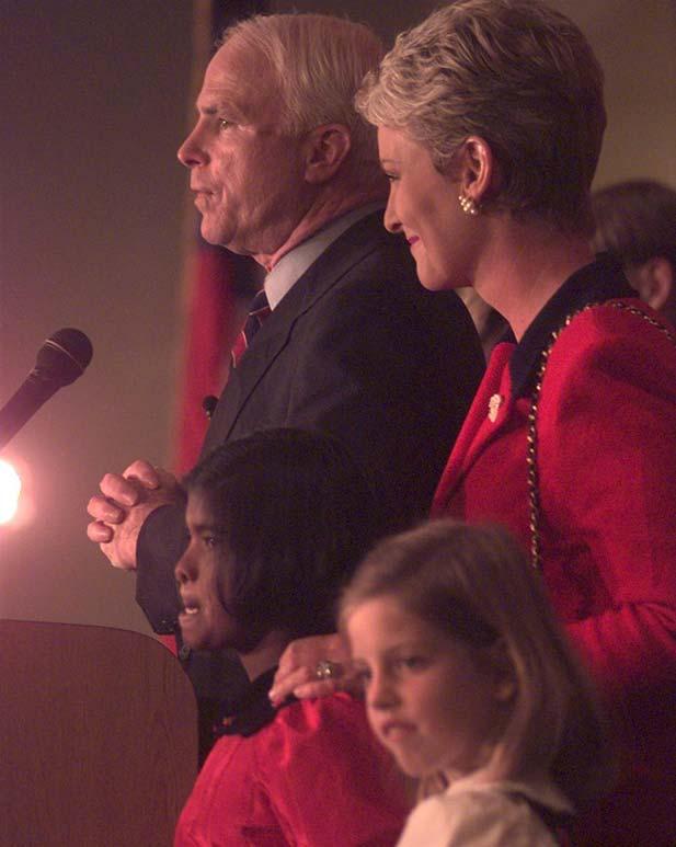 McCain family 1998