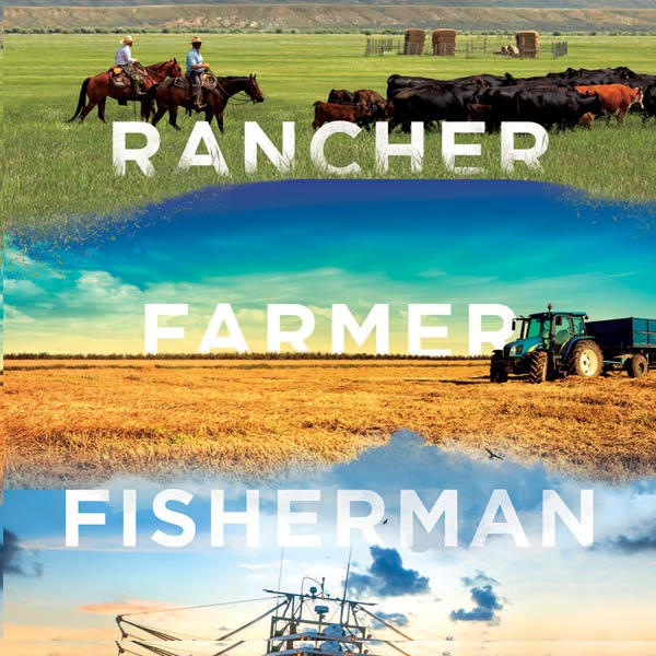 "Free Presentation of ""Rancher, Farmer, Fisherman"""