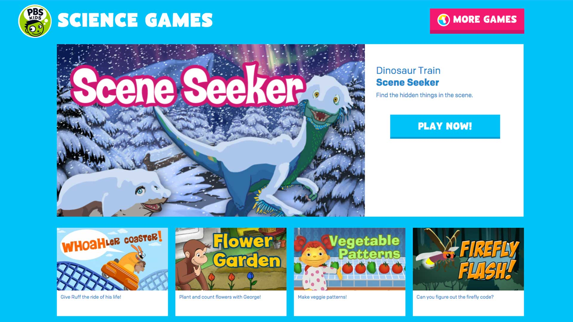 FETCH! . Games   PBS KIDS GO!