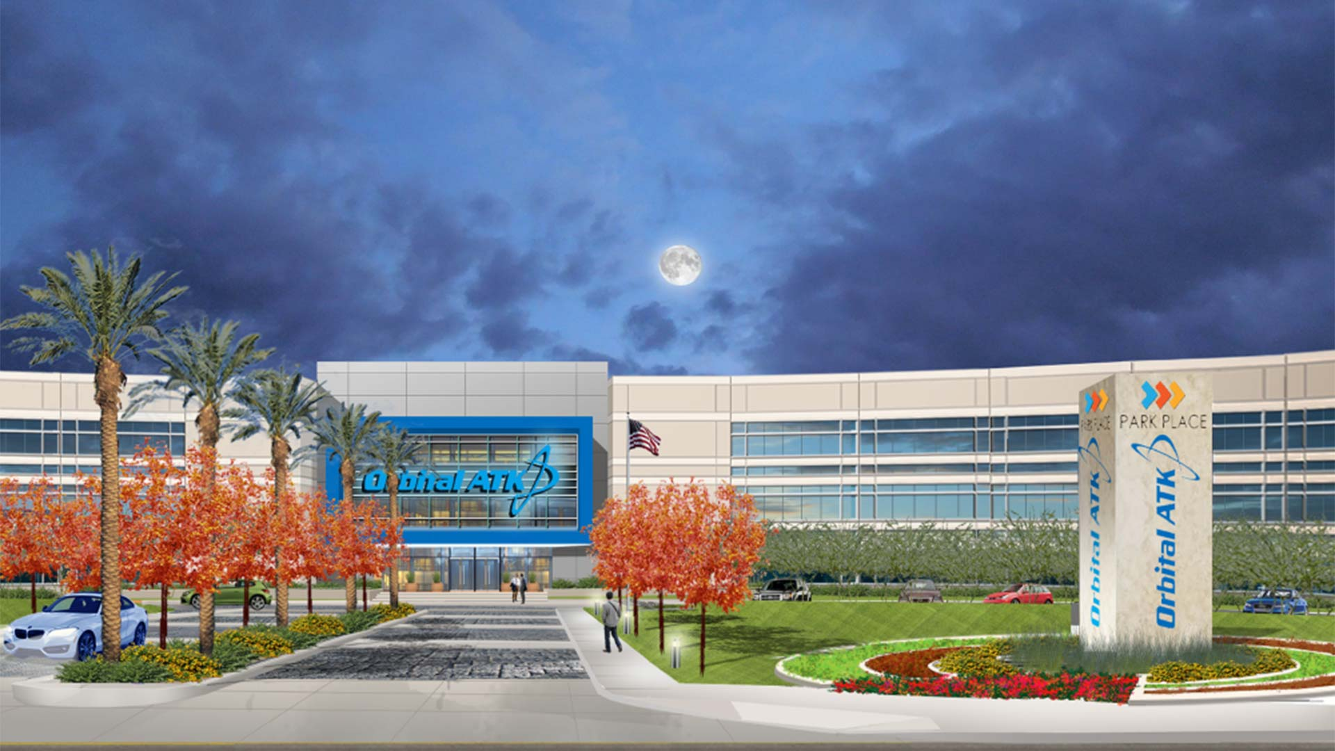 Orbital ATK will establish a 47-acre campus on Willis Road in Chandler's Price Corridor.