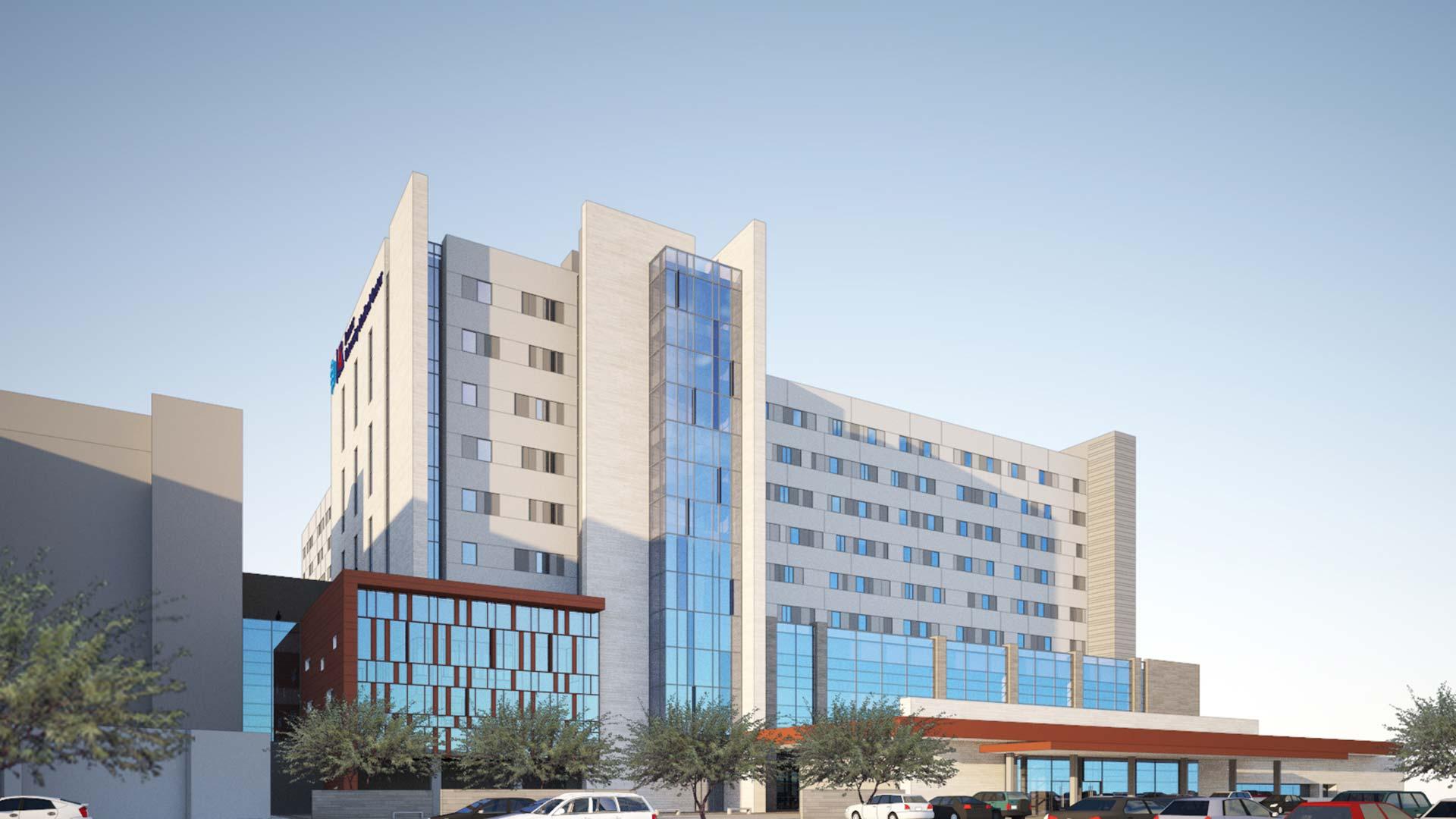 Ground Broken for New University Hospital Tower - AZPM