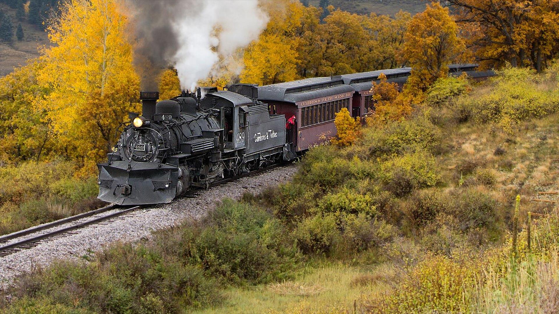 Cumbres Scenic Railway
