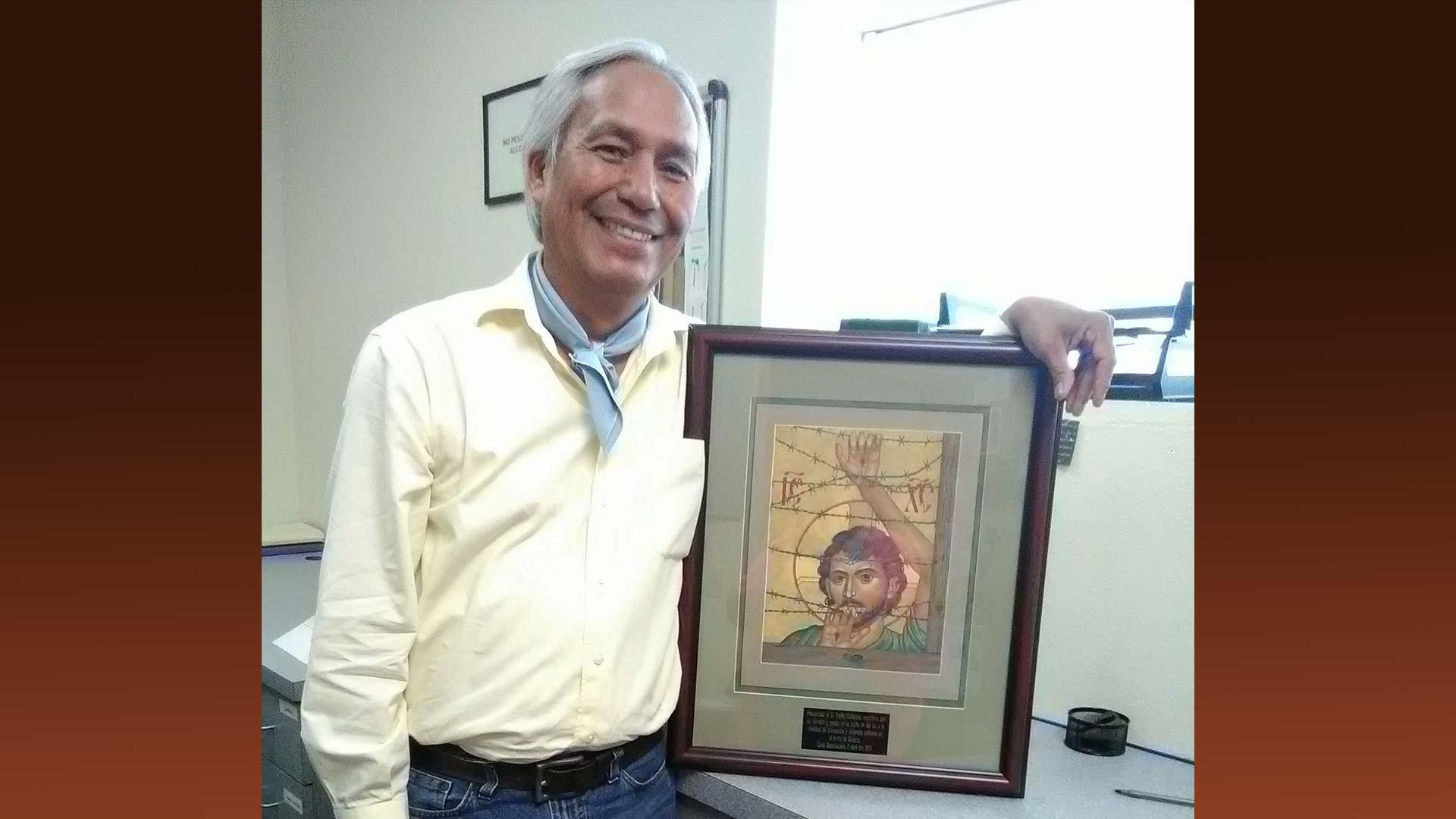 Emilio Gutierrez.