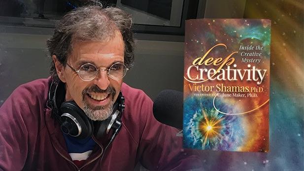 Deep Creativity cover