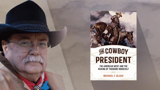 Michael Blake Cowboy President