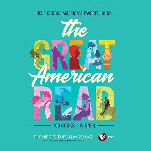 THE GREAT AMERICAN READ preview screening at Murphy-Wilmot Library