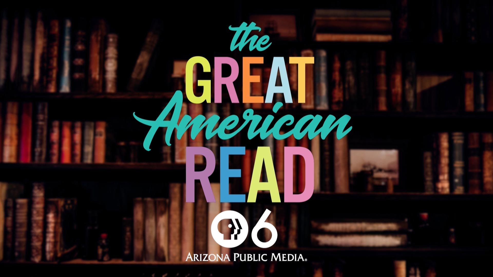Eight-Part series profiling America's favorite books to premiere May 22 on PBS 6 with a two-hour event