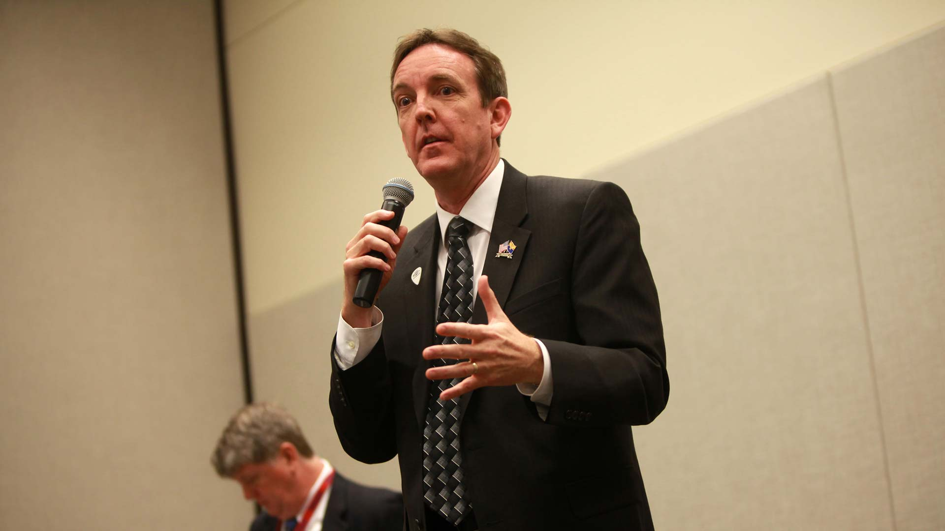 Former Arizona Secretary of State Ken Bennett, in 2014.