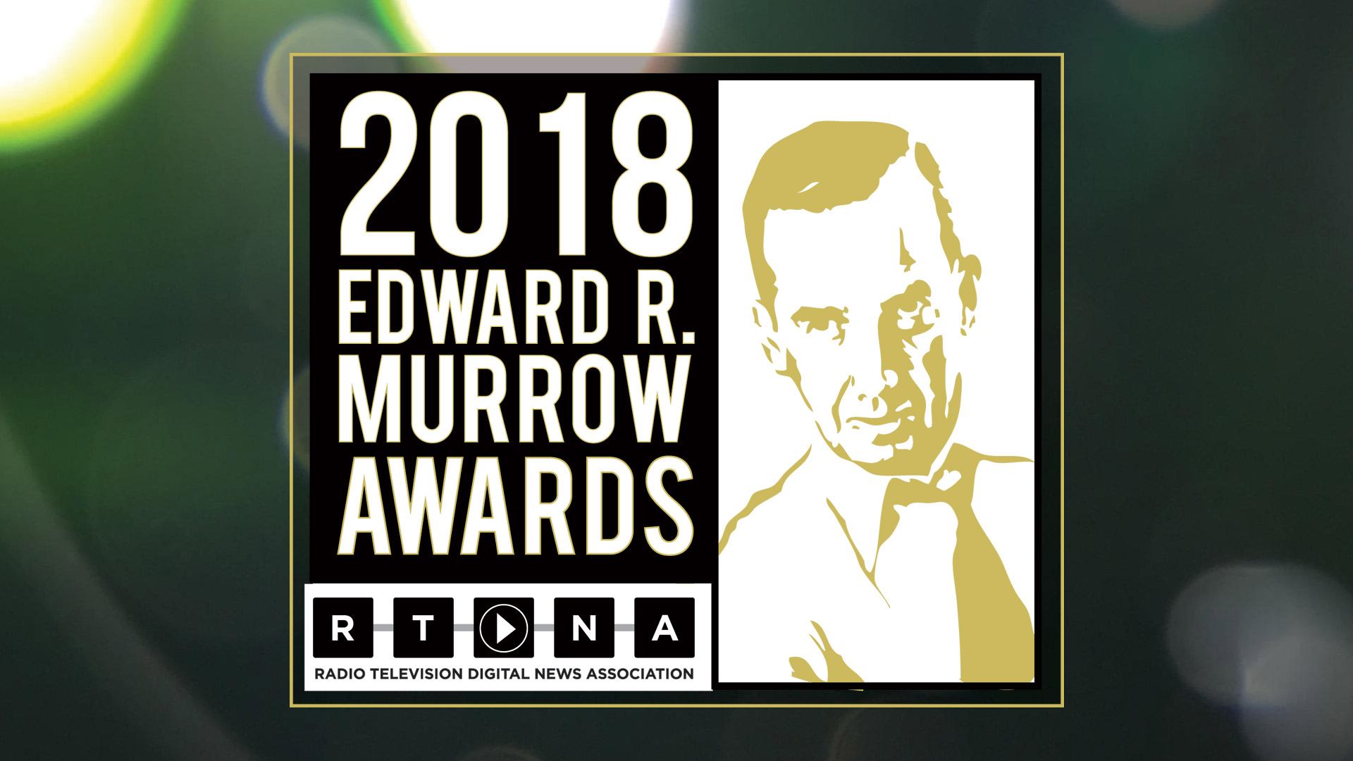 2018 Murrow Award hero