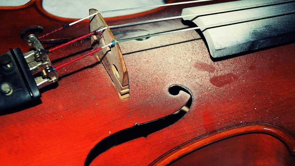violin generic classical hero