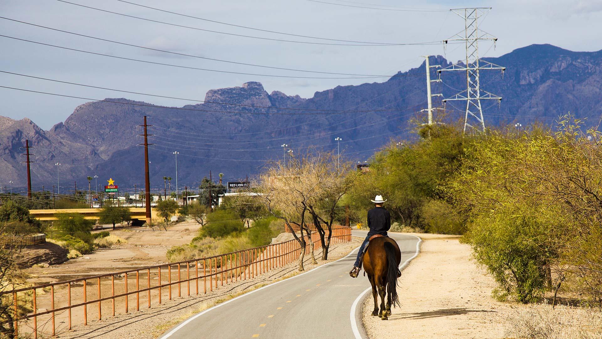 Cowboy River Path