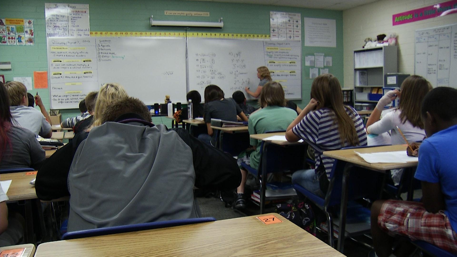 Ms. Bass Classroom