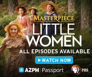 Watch Little Women on AZPM Passport