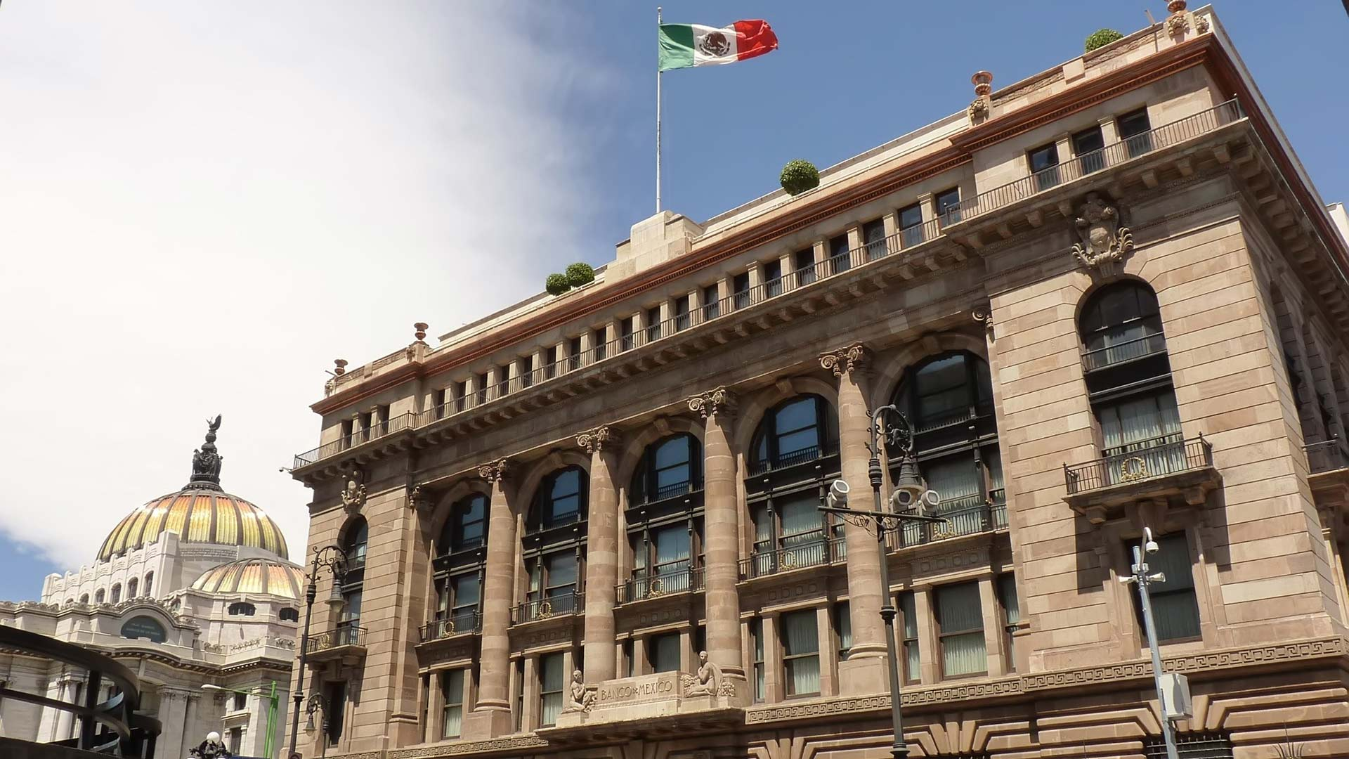 The Bank of Mexico.