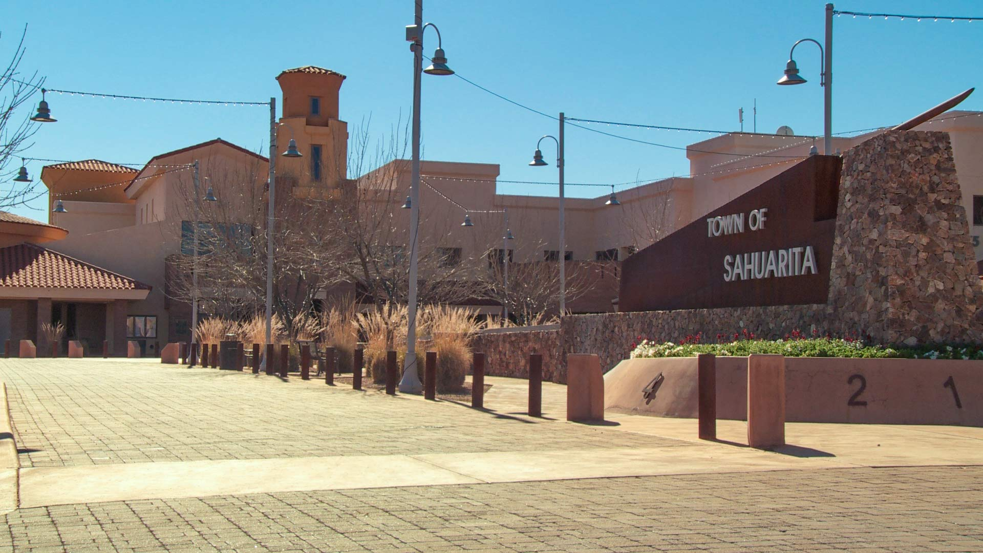 Sahuarita town center