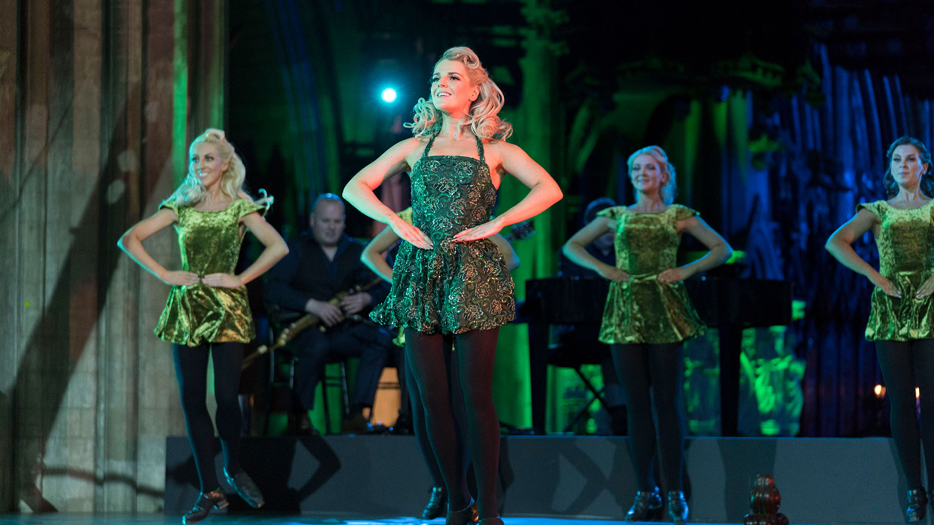 Celtic Gold: An Irish Song & Dance Journey