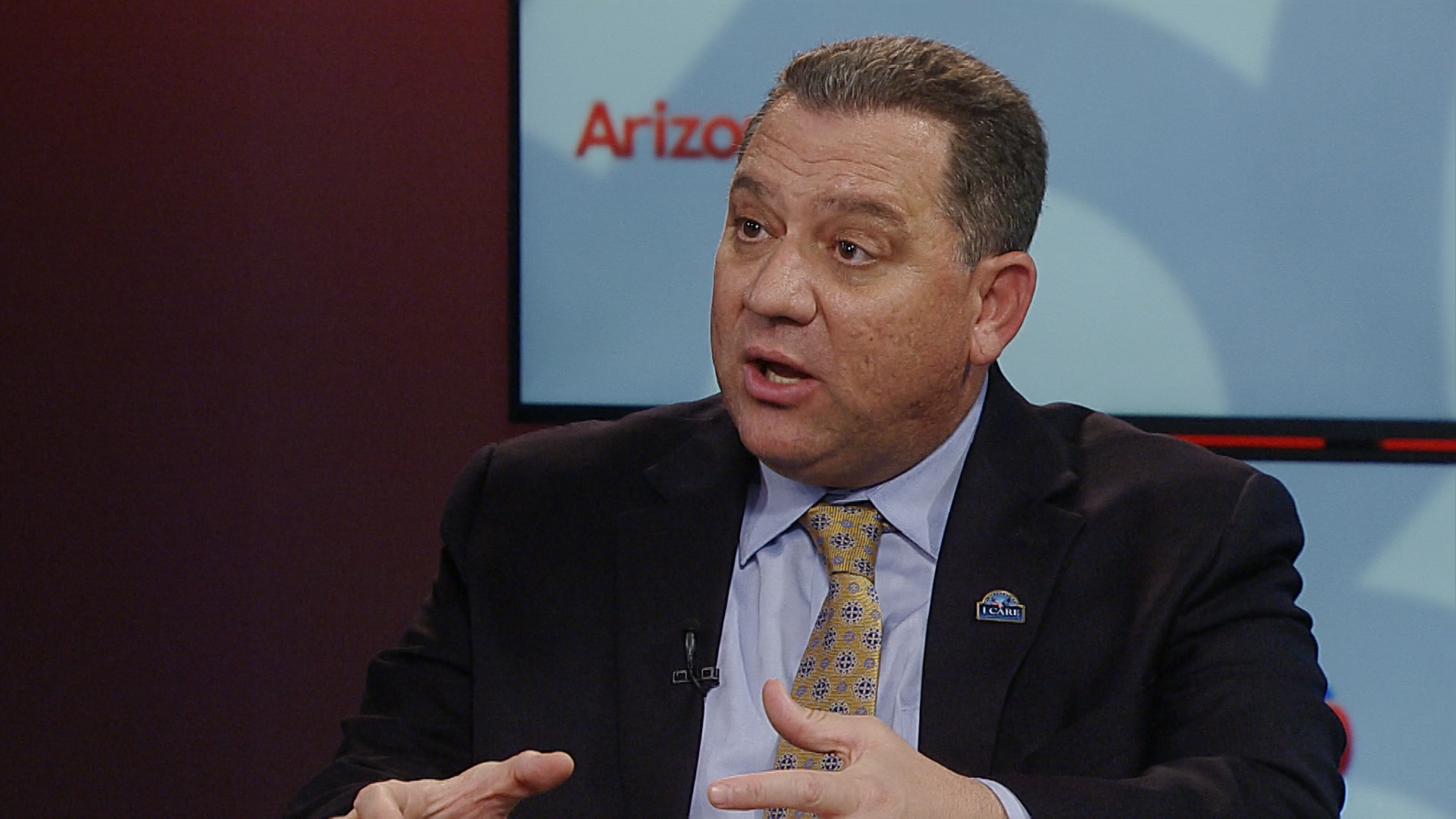 Anthony Stazzone, Southern Arizona VA Health Care System chief of staff.