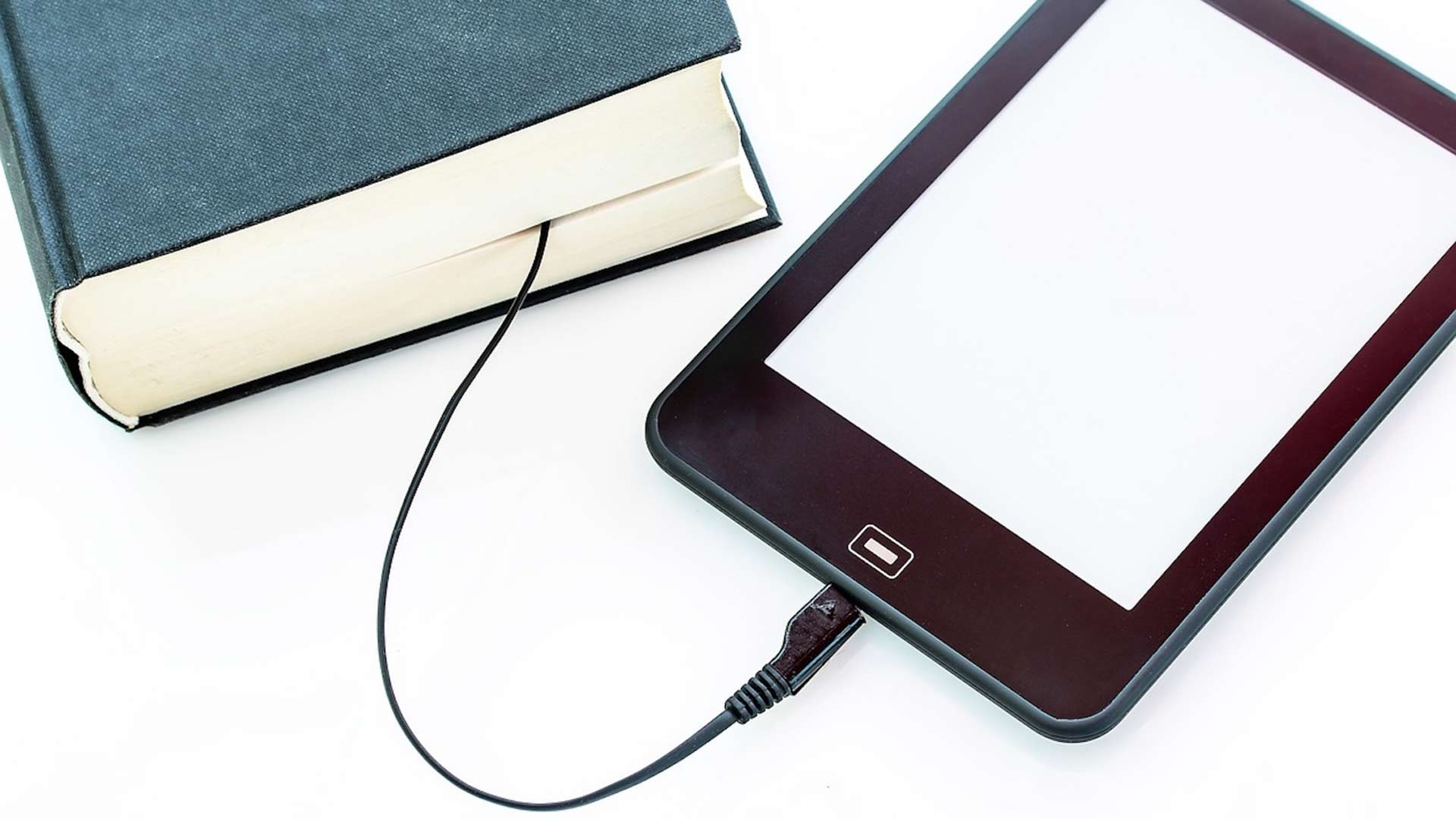 "Study respondents listed e-book reading as a ""temporary"" experience."