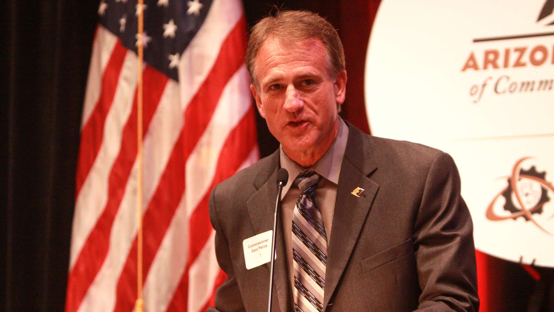 Former Arizona Corporation Commissioner Gary Pierce, in 2013.
