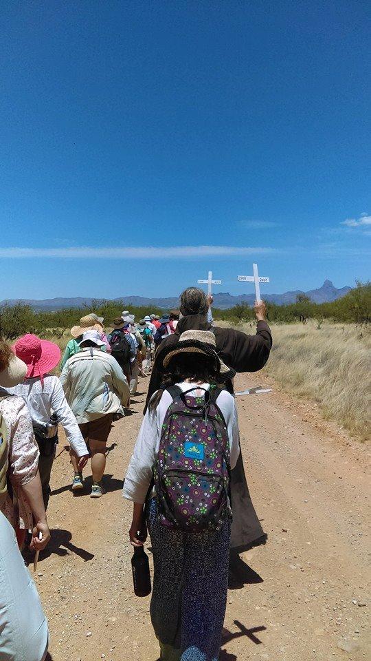 Migrant Walk 2